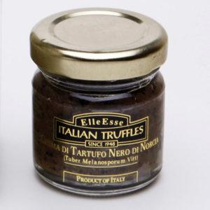 crema di tartufo nero di norcia
