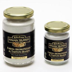 farina aromatizzata al tartufo