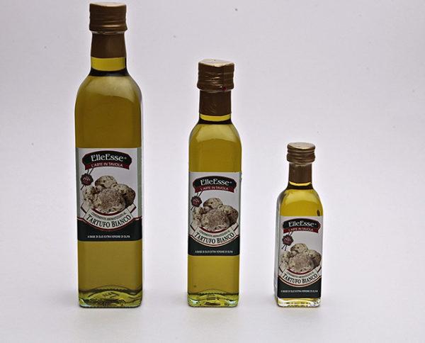 Condimento aromatizzato al tartufo bianco