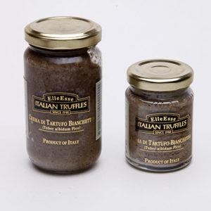 Crema di tartufo bianchetto