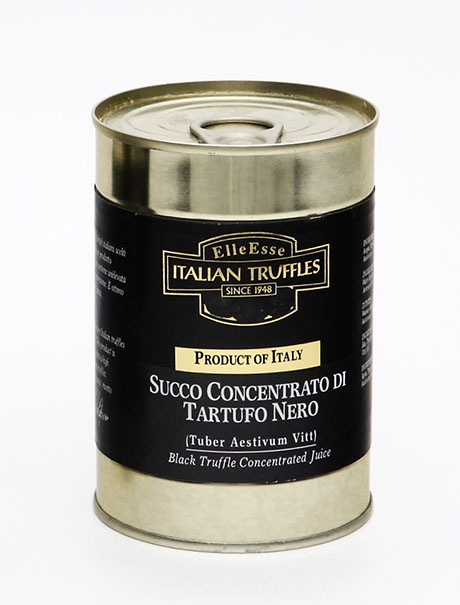 succo concentrato di tartufo nero
