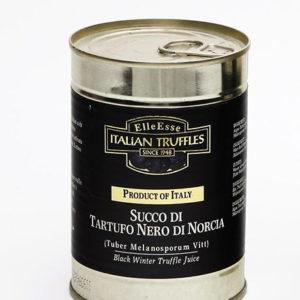 succo di tartufo nero di norcia